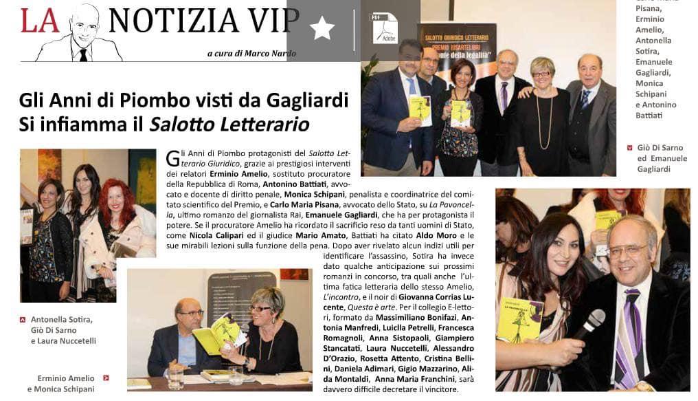 Premio Letterario IUSARTE IL PONTE DELLA LEGALITA'